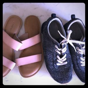 Other - Sneaker and sandals bundle